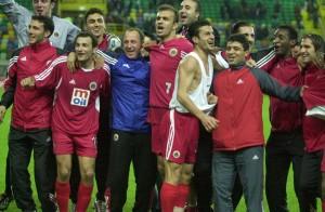 27.Kasim.2003.UEFA.Kupasi.2.Tur.2.Mac.Sporting.Lisbon0-3Genclerbirligi -9-