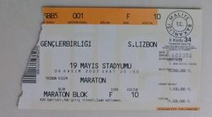 6.Kasim.2003.UEFA.Kupasi.2.Tur.1.Mac.Genclerbirligi1-1Sporting.Lisbon.Mac.Bileti