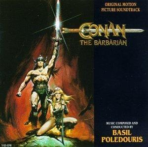 Basil Poledouris - Conan the Barbarian (Barbar Conan) (OST)