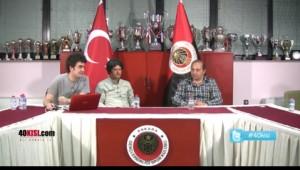 Fuat Capa, Erdem Ceydilek, Mehmet Ali Cetinkaya, 40kisi_com