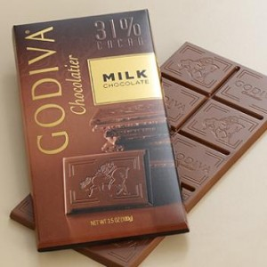 Godiva - Chocolatier - Milk Chocolate (31 Cacao)