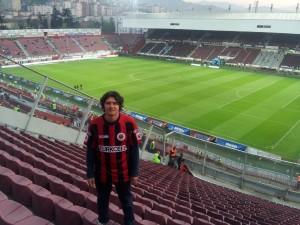 Mehmet Ali Cetinkaya - 27 Nisan 2013 Trabzonspor-Genclerbirligi, Huseyin Avni Aker -01-
