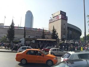 11 Mayis 2013 - Besiktas Inonu Stadyumu -02-