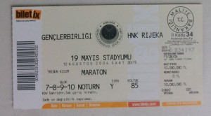 12.Agustos.2004.UEFA.Kupasi.2.On.Eleme.Turu.1.Mac.Genclerbirligi1-0HNKRijeka.Mac.Bileti