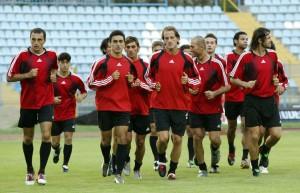 25.Agustos.2004.UEFA.Kupasi.2.On.Eleme.Turu.2.Mac.HNKRijeka.Antrenman -2-