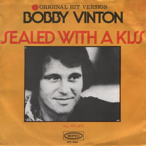 Boby Vinton - Sealed With A Kiss