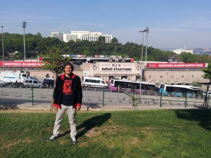 Mehmet Ali Cetinkaya - 11 Mayis 2013 - Besiktas Inonu Stadyumu -01-