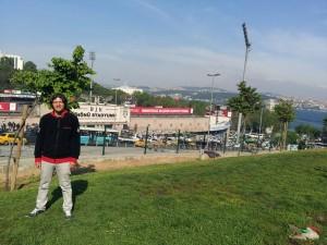 Mehmet Ali Cetinkaya - 11 Mayis 2013 - Besiktas Inonu Stadyumu -02-