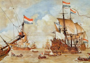 Willem van de Velde the Elder -1-