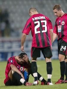 30.Eylul.2004.UEFA.Kupasi.1.Tur.2.Maci.Genclerbirligi1-1Egaleo -8-