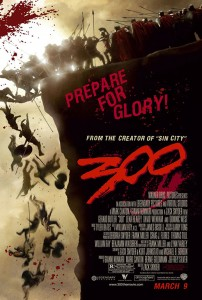300 - Prepare For Glory