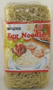 Egg Noodles - Yumurtali Bugday Eristesi