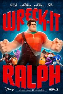 Wreck-It Ralph aka Oyunbozan Ralph
