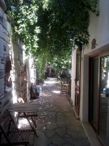 30 Temmuz 2013 - Iyon Pansiyon, Foca, Izmir -1-