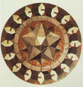 Paolo Uccello - Polyhedra (1420)