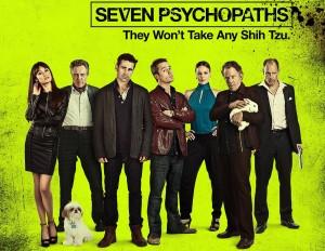 Seven Psychopaths - 7 Psikopat