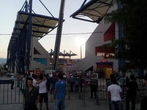 1 Eylul 2013 - Karabukspor - Genclerbirligi, Dr Necmettin Seyhoglu Stadyumu -1-