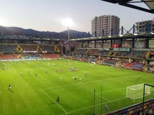 1 Eylul 2013 - Karabukspor - Genclerbirligi, Dr Necmettin Seyhoglu Stadyumu -2-