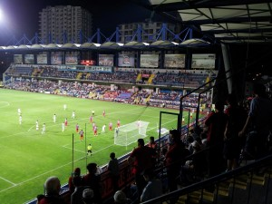 1 Eylul 2013 - Karabukspor - Genclerbirligi, Dr Necmettin Seyhoglu Stadyumu -5-