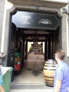 19 Eylul 2013 - Blandys Madeira Wine, Funchal, Madeira -1-
