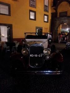 19 Eylul 2013 - Old Car, Funchal, Madeira, Portekiz