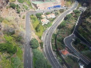 21 Eylul 2013 - Cable Car, Funchal, Madeira -1-
