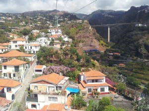 21 Eylul 2013 - Cable Car, Funchal, Madeira -2-