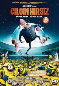 Despicable Me - Cilgin Hirsiz