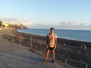 Mehmet Ali Cetinakaya - 21 Eylul 2013 - Praia Formosa, Funchal, Madeira
