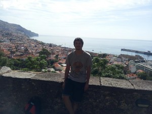 Mehmet Ali Cetinkaya - 21 Eylul 2013 - Kale, Funchal, Madeira