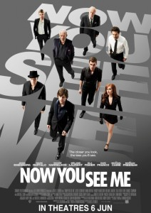 Now You See Me - Sihirbazlar Cetelesi