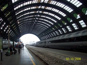 02 Ekim 2013 - Milano Centrale, Milano, Italya