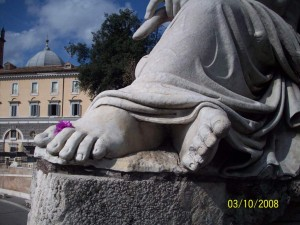 03 Ekim 2008, Piazza del Popolo, Roma, Italya -01-