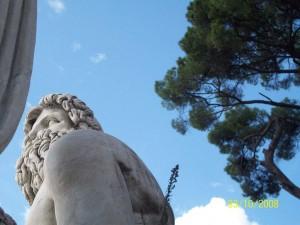 03 Ekim 2008, Piazza del Popolo, Roma, Italya -02-