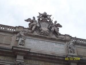 03 Ekim 2008, Trevi, Ask Cesmesi, Roma, Italya -02-