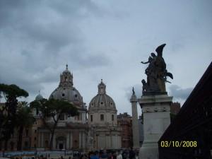 03 Ekim 2008, Vittorio Emanuele II Abidesi, Altare Della Patria, Roma, Italya -02-