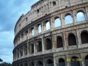 04 Ekim 2008, Kolezyum, Colosseum, Roma, Italya -01-