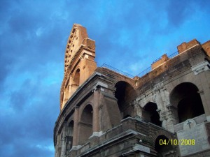 04 Ekim 2008, Kolezyum, Colosseum, Roma, Italya -02-