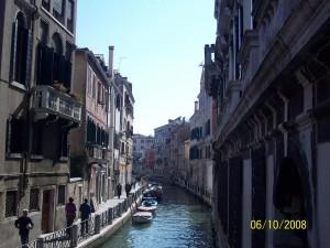 06 Ekim 2008, Venedik, Italya -01-
