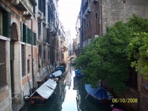 06 Ekim 2008, Venedik, Italya -03-