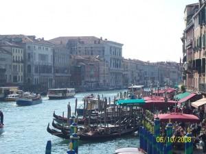06 Ekim 2008, Venedik, Italya -04-