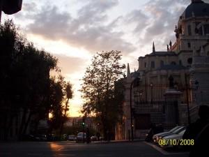08 Ekim 2013 Santa Maria la Real de la Almudena Katedrali, Madrid, Ispanya -04-