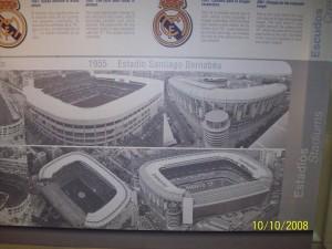 10 Ekim 2008 -Santiago Bernebeu, Madrid, Ispanya -08-
