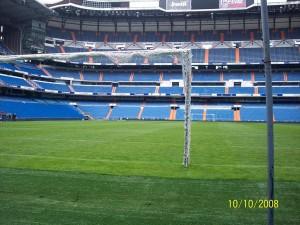 10 Ekim 2008 -Santiago Bernebeu, Madrid, Ispanya -15-