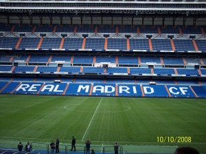 10 Ekim 2008 -Santiago Bernebeu, Madrid, Ispanya -16-