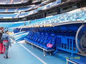 10 Ekim 2008 -Santiago Bernebeu, Madrid, Ispanya -17-