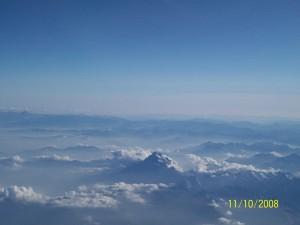 11 Ekim 2008, Ispanya-Italya Ucaktan