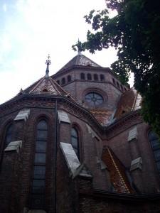 15 Haziran 2009 - Buda Calvinist Kilisesi, Budapeste, Macaristan -02-