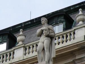 15 Haziran 2009 - Buda Kalesi, Budapeste, Macaristan -05-