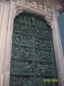 30 Eylul 2008, Duomo di Milano, Milano, Italya -05-